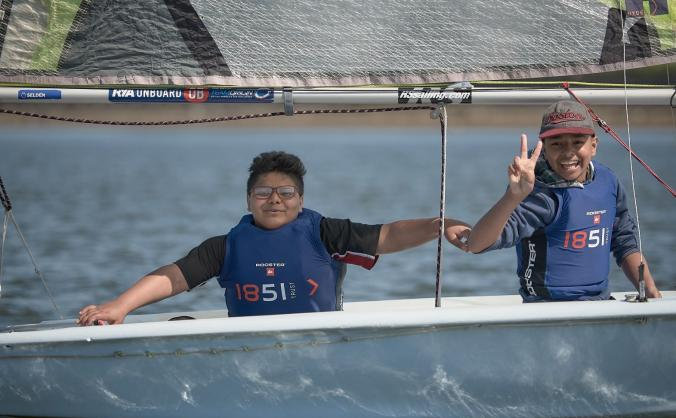 1851 Trust: Inspiring young people through sailing