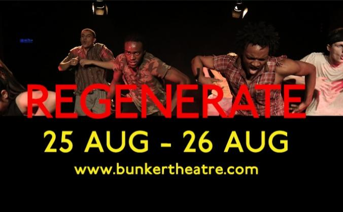 REGENERATE - MATSENA PERFORMANCE THEATRE