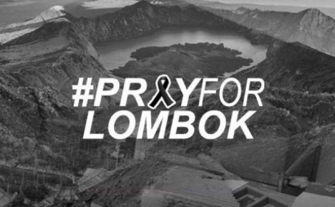 Lombok Earthquake Fund Raising