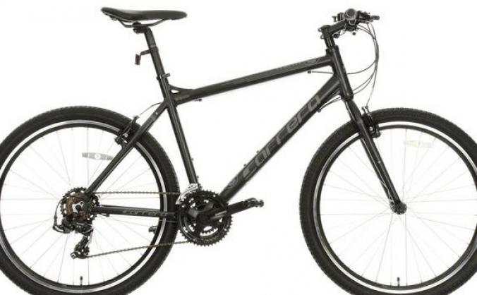 Replace Zayn's stolen bike