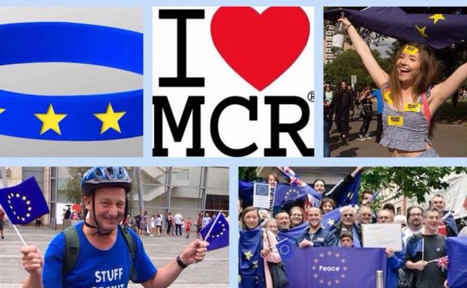 Brexit fighting fund for Manchester!