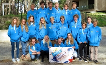 Support TeamGB Junior Surfers
