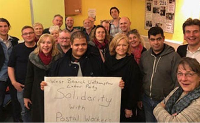 West Walthamstow Branch Labour Party