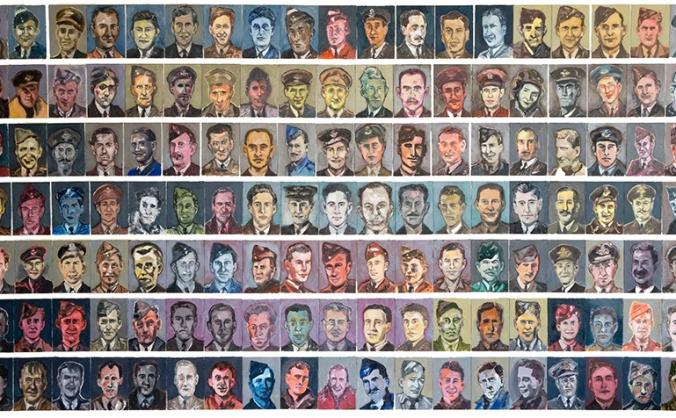 Dambusters' Portrait Collection 'For the Nation'
