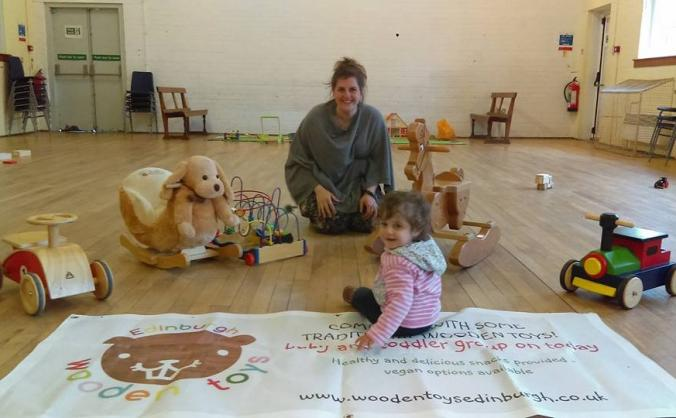 Grow Wooden Toys Edinburgh