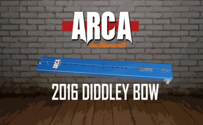 The Diddley Bow for the 21st Century