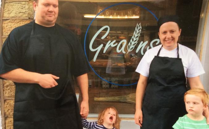 Help us create a fabulous new bakery!