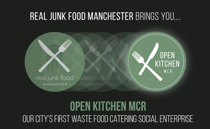 Mcr's first waste food catering social enterprise!