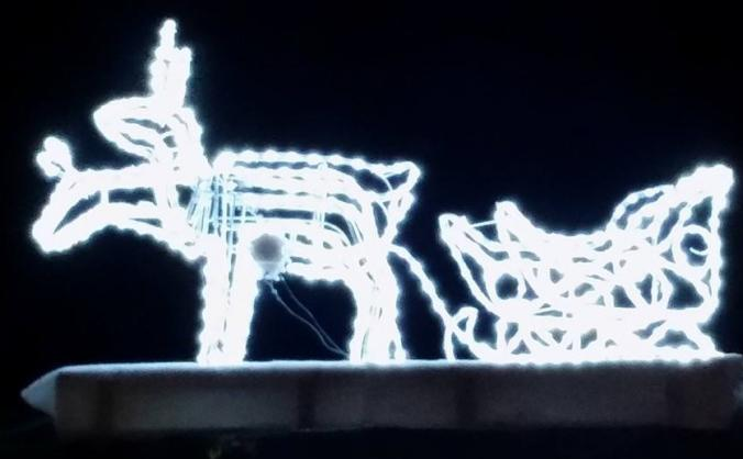 Carnon Downs Christmas Lights 2018