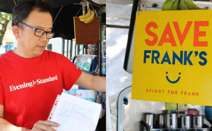 Help Secure Frank Wang's Future in Bethnal Green
