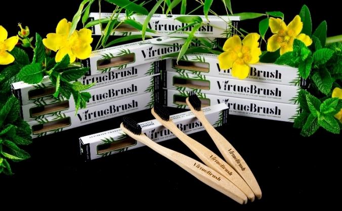 Virtuebrush - The Plant Based Toothbrush