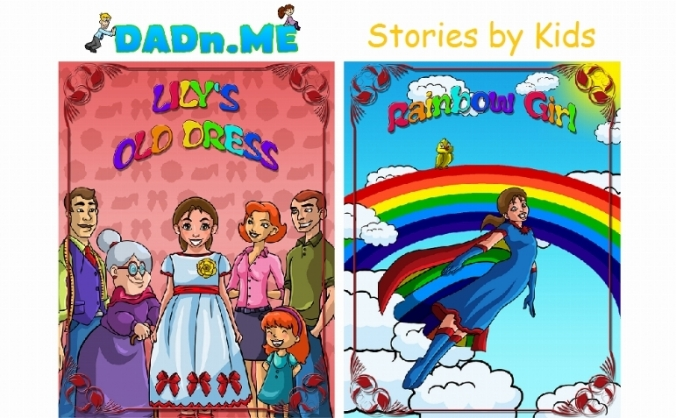 DADn.ME Children's Books : Stories by Kids