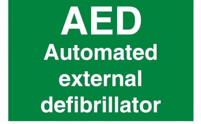Community Automated External Defibrillator