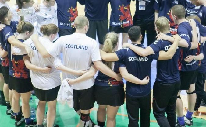 Scotland Korfball - European Championships 2018