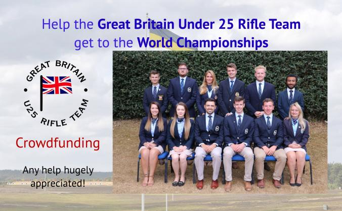 Help Team GB get to the World Championships