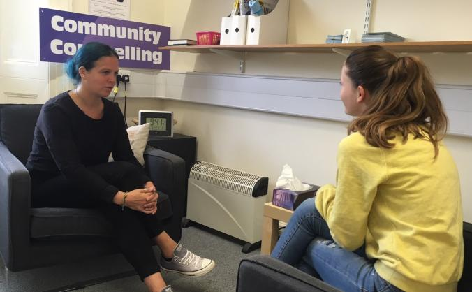 Counselling for vulnerable children & young people