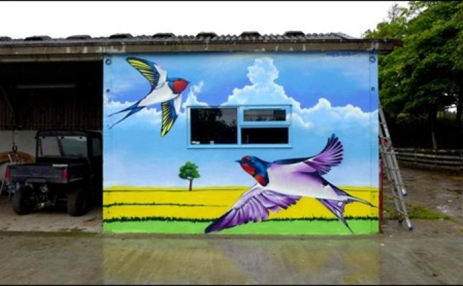 Help Us Create Street Art For Thurso