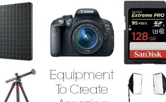 Video Equipment for Social Media Campaigns
