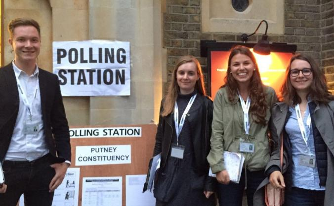 Campaign for Election Observation in the UK