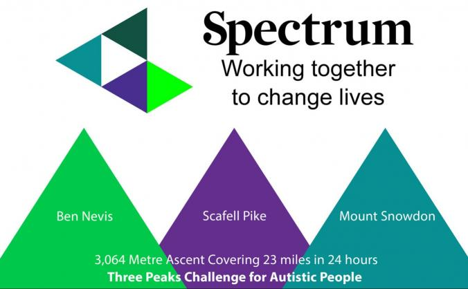 Three Peaks Challenge for Autistic People