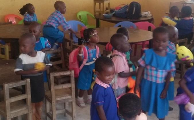 SCHOOL FOR ACCRA
