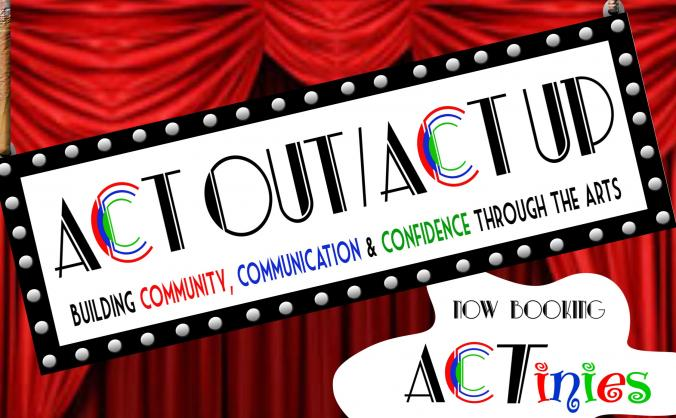 ACT OUT & UP Funding