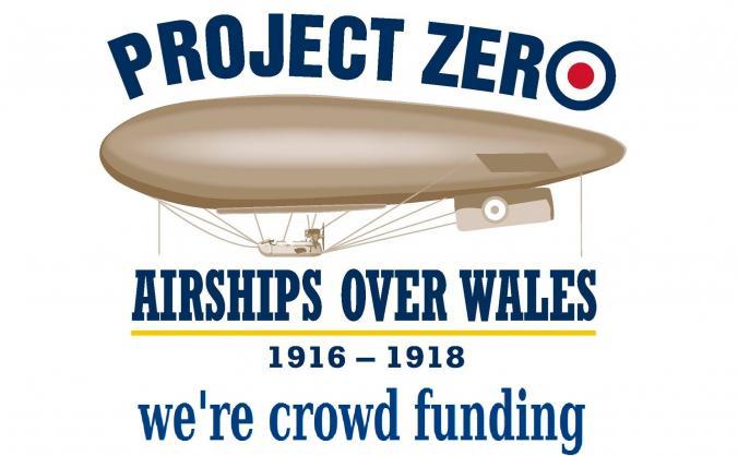 Project Zero - A replica Great War airship