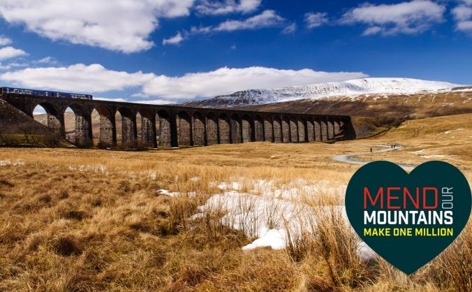 Mend the Yorkshire Dales (Whernside)