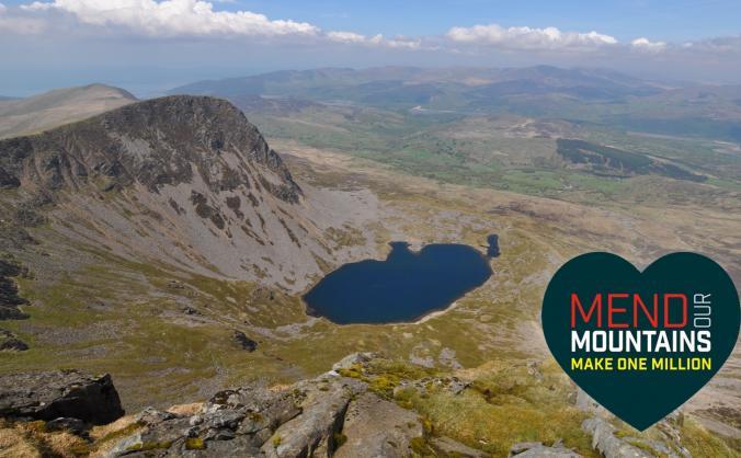 Mend Snowdonia (Cader Idris)