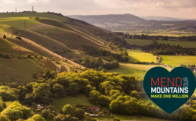 Mend the South Downs Way