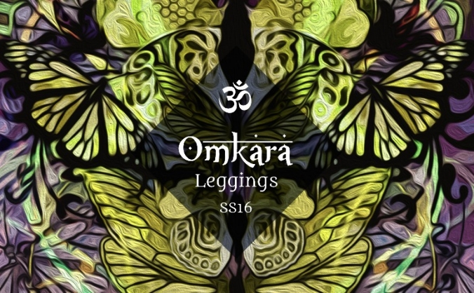 Omkara Leggings by Mezzone Designs