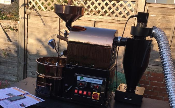 Rockhill Brothers Coffee Roastery