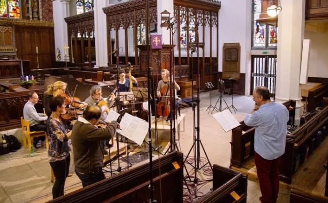 Florilegium - 'Music for a King' Recording