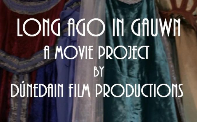Long Ago in Gauwn, movie teaser