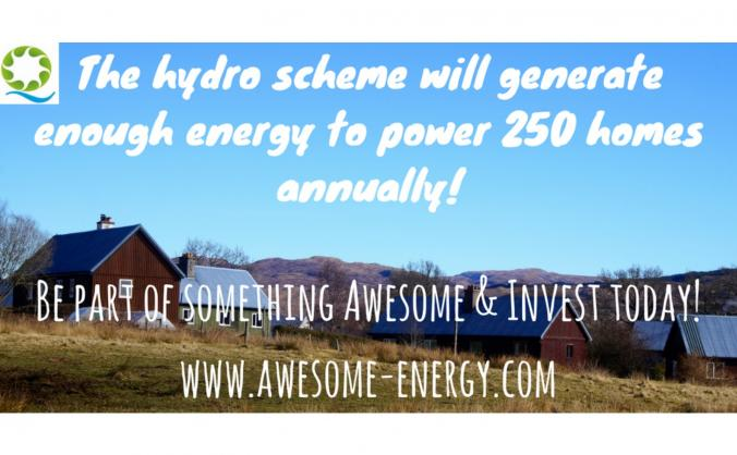 Awesome Energy Hydro Share Offer