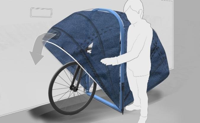 bike brolli