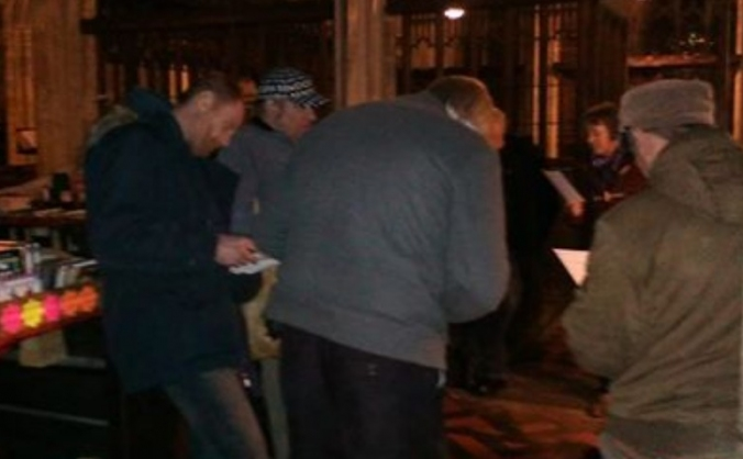 Hull Homeless Choir