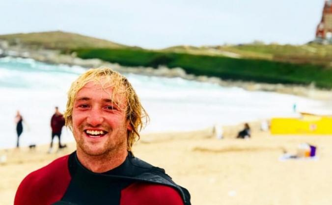 Help JD represent GB surf lifesaving in Australia