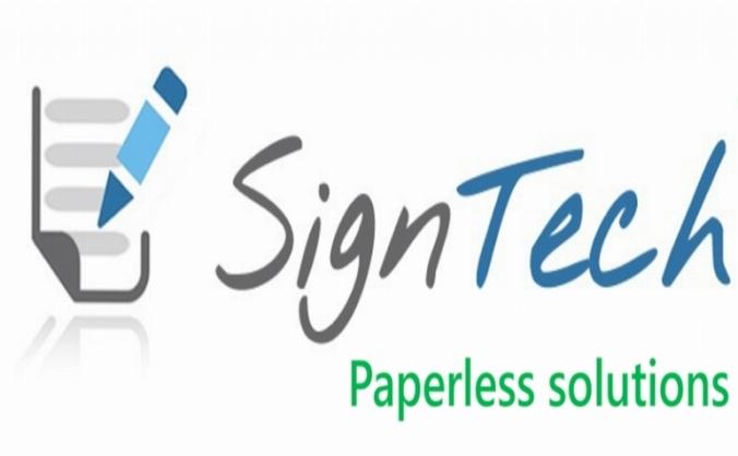SignTech Paperless Solution