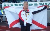 Jersey Girls Commonwealth Games Bid