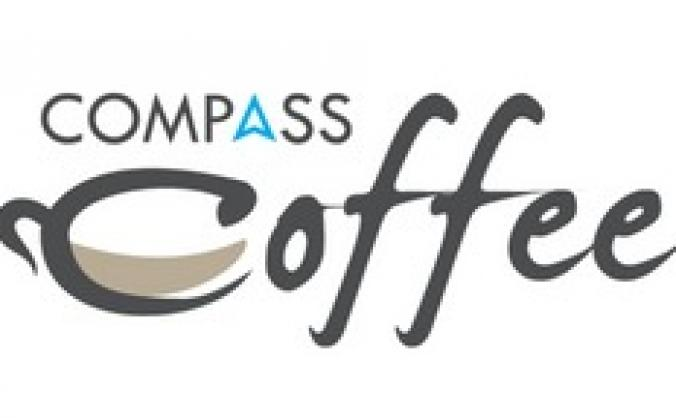 Re-brand Compass Coffee