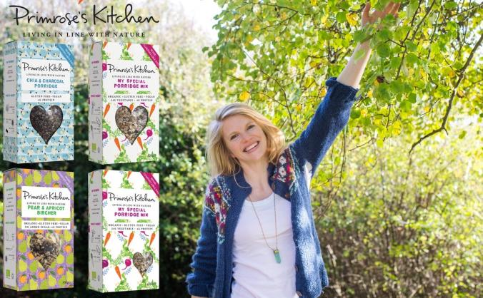 Plastic free, organic, Sustainable British produce