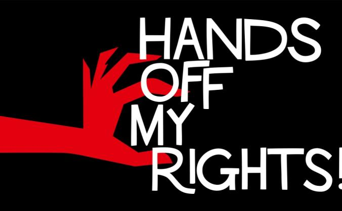 #HandsOffMyRights