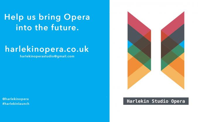 Harlekin Studio Opera Launch