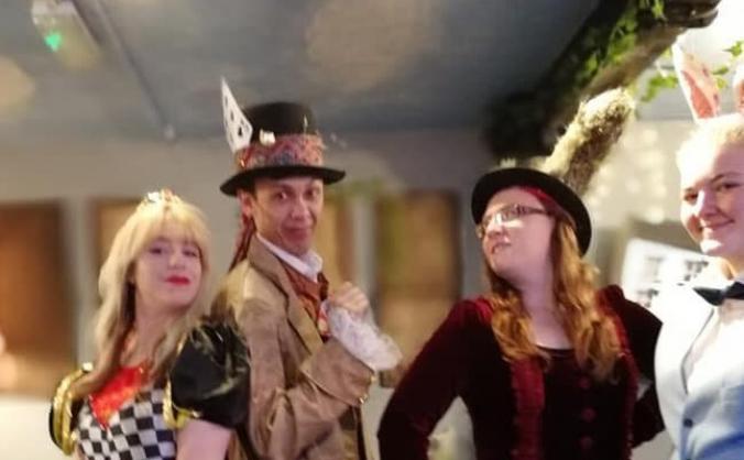 Wonderland Tearoom Relocation