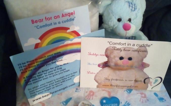 Keepsakes for baby loss