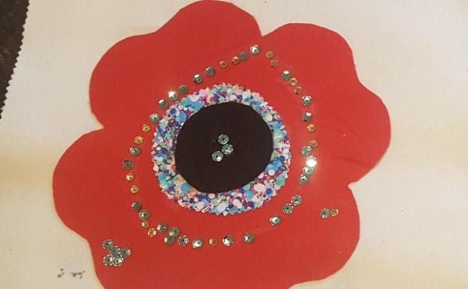 Make a poppy and help Southwark remember WWI