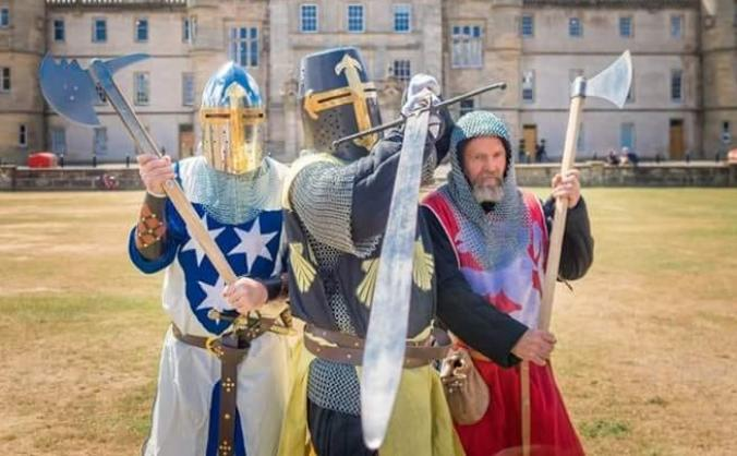 The Battle of Falkirk 1298 event