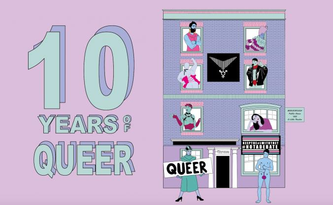 10 Years of Queer: Support The Marlborough