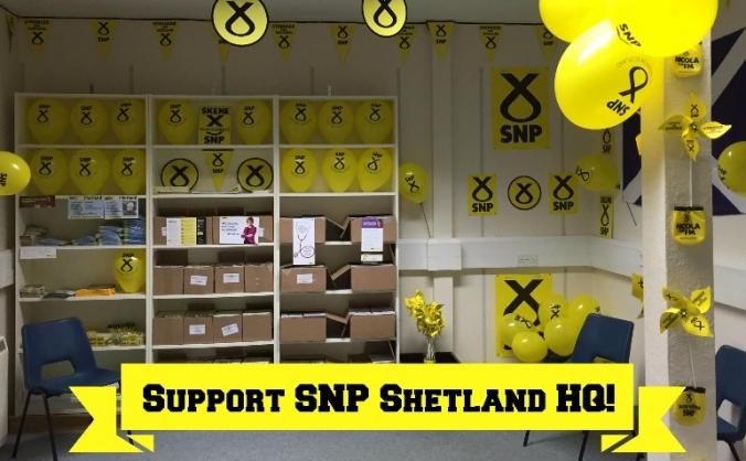 SNP Shetland Headquarters